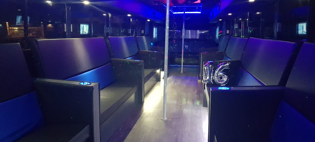 Party Bus Perth Tour