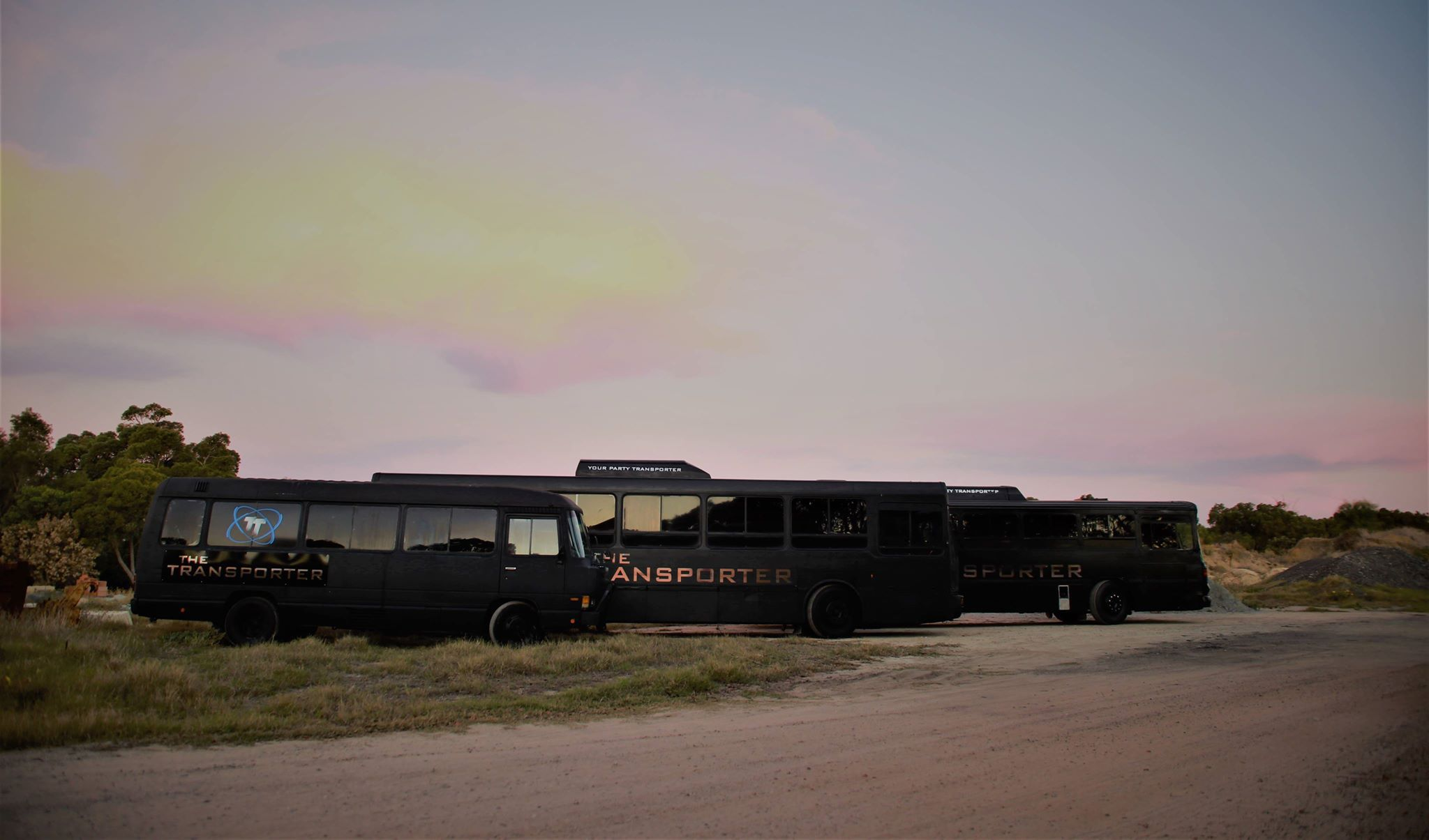 party bus rental perth