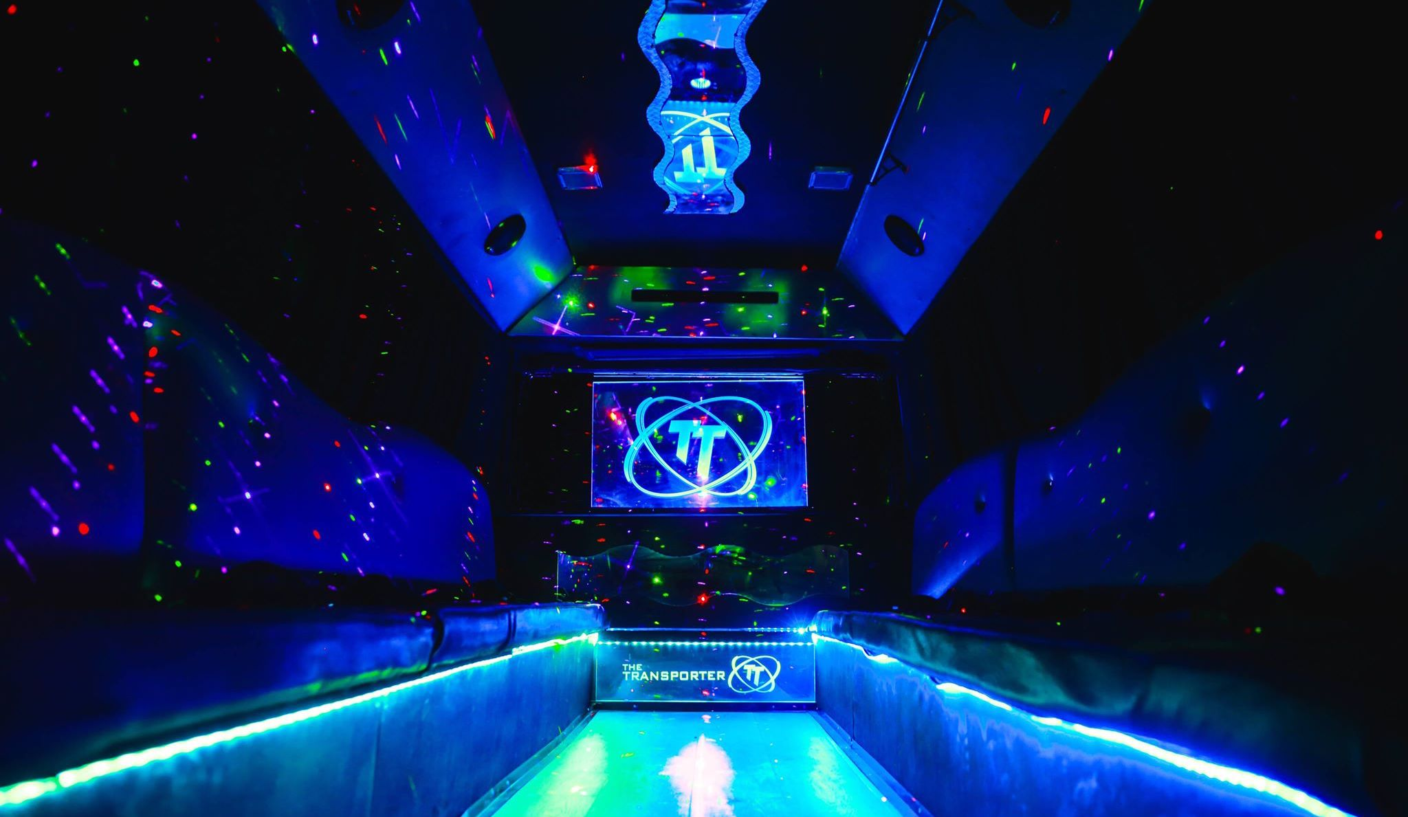 limo party bus perth