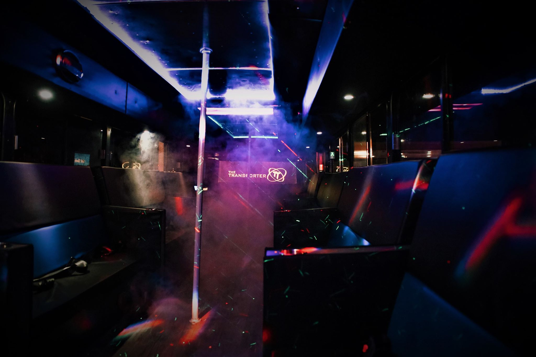 The Transporter Perth Party Bus