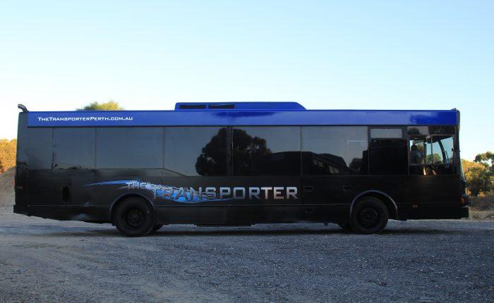 kruizer party bus