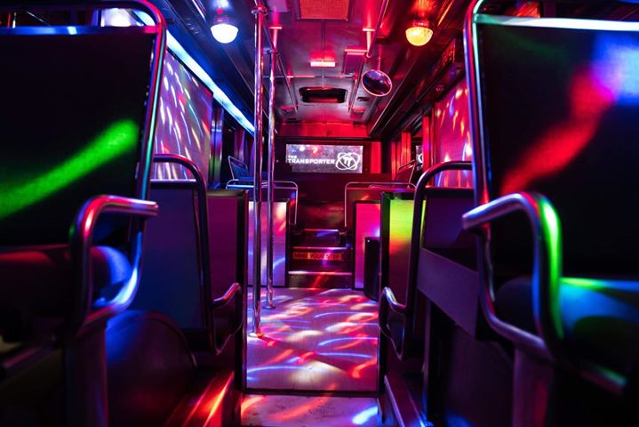 Perth Party Bus Hire - Kruizer - 30 seater