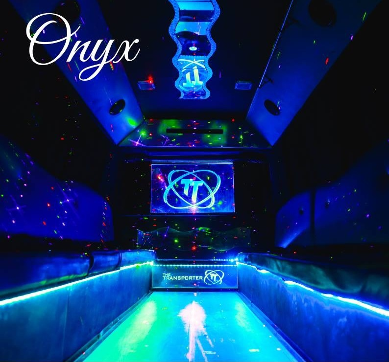Onyx Small Party Bus