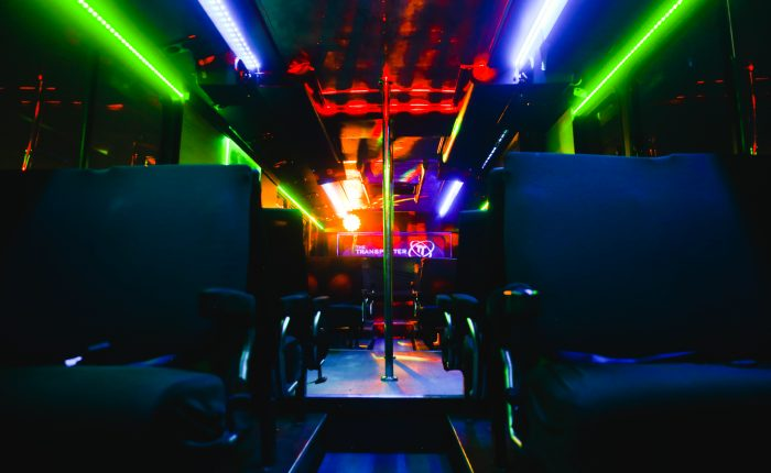 limo party bus hire