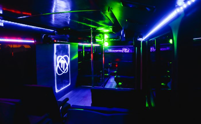 book party bus online