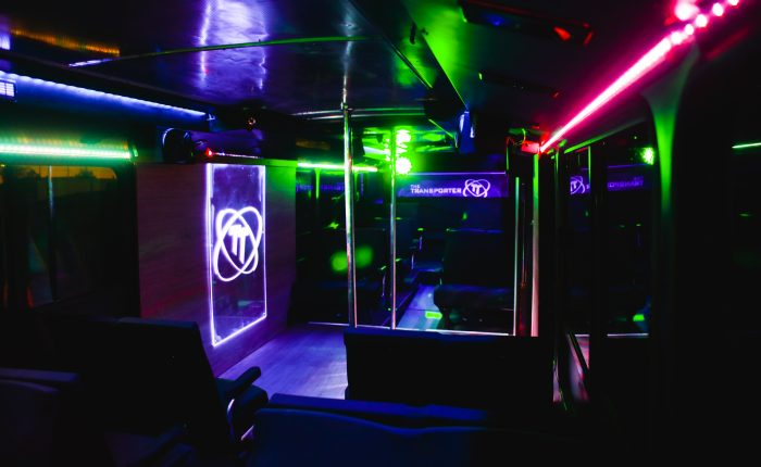 party bus pub crawl