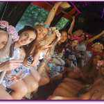 Hens Nights on Cosmic Limo Van