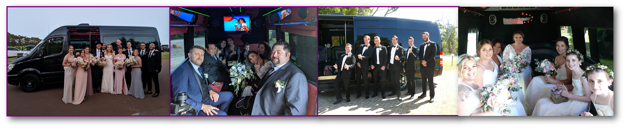 Wedding Transport Limousine