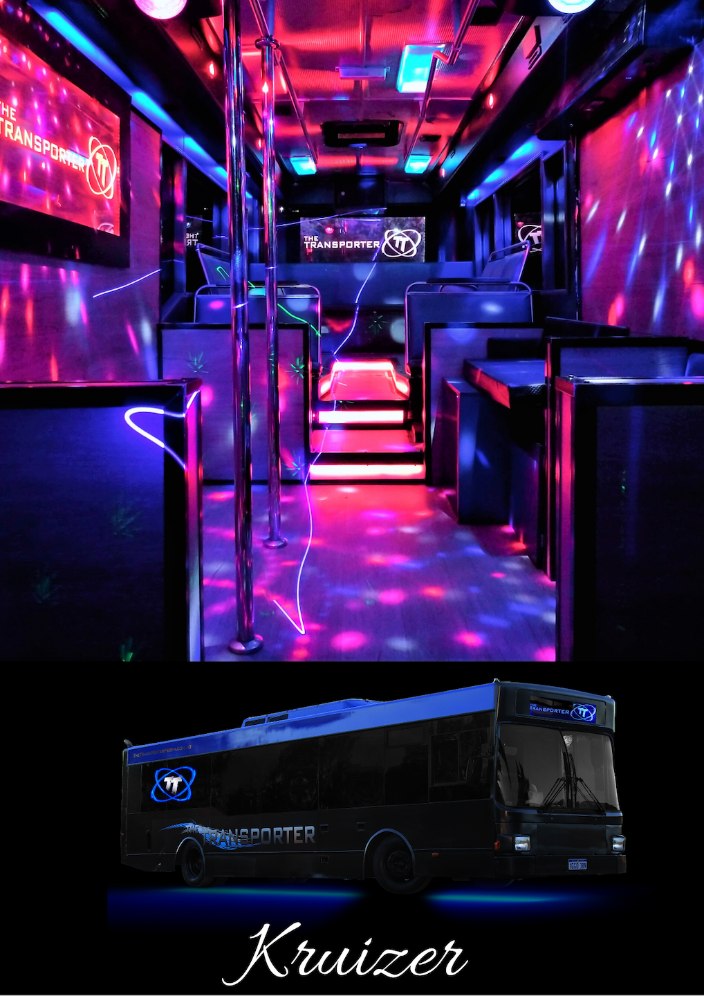 Kruizer Party Bus Hire